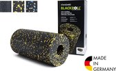 Blackroll Standard Foam Roller 30 cm - Zwart/Geel