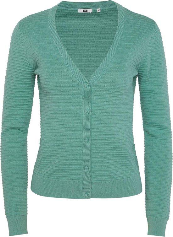 | WE Fashion Dames vest met rib