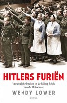 Boek cover Hitlers furien van Wendy Lower (Onbekend)