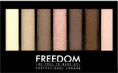 Freedom Makeup London Pro Shade & Brighten Shimmers Kit