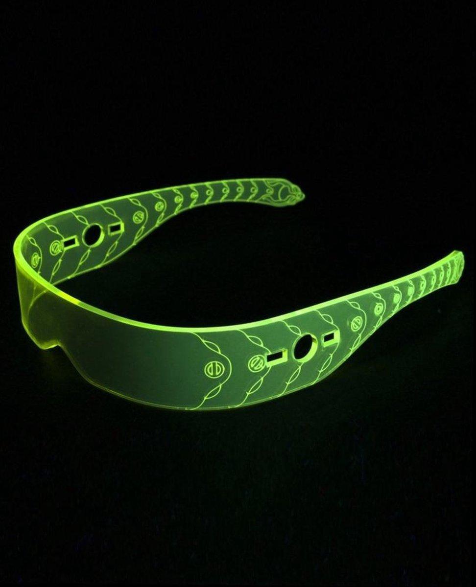 Cyberdog Goggles Neon UV Screw Visor Roze
