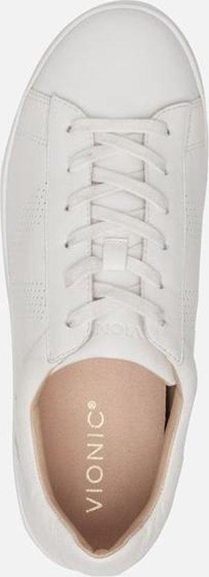 Vionic Splendid Honey Sneakers Wit - Maat 40 VIpdMs