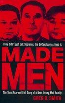 Boek cover Made Men van Greg B. Smith