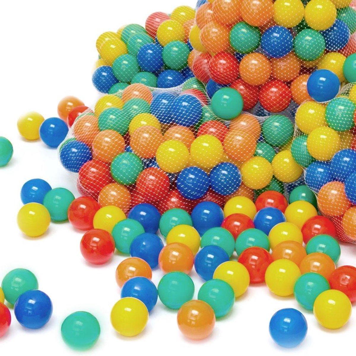 8000 kleurrijke ballen voor balbad 7cm baby ballen plastic ballen baby speelballen