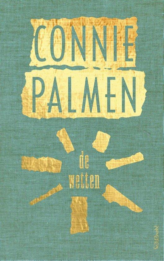 Boek cover De wetten van Connie Palmen (Onbekend)