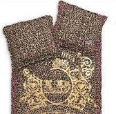 Little Diva Glamorous Leopard Kussensloop - 50x60 cm - Leopard