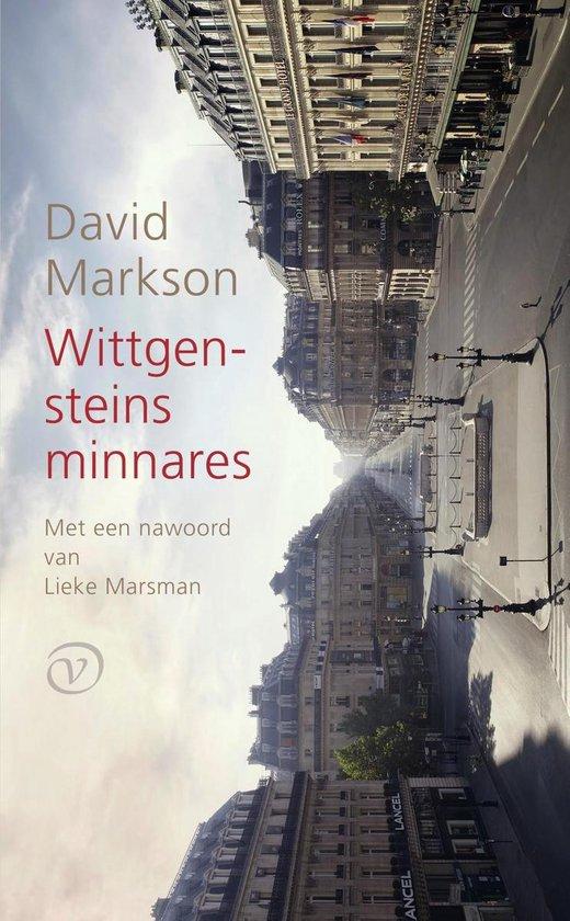 Wittgensteins minnares - David Markson |