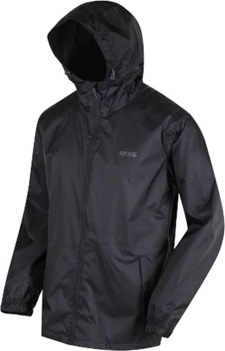 Regatta Pack-It II  Regenjas - Maat XL  - Mannen - zwart