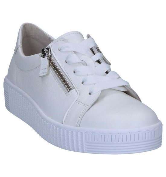 Gabor Best Fitting Witte Sneakers Dames 385 MosuQkOz
