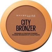 Maybelline City Bronzer 300 Deep Cool (doosje met krasjes)