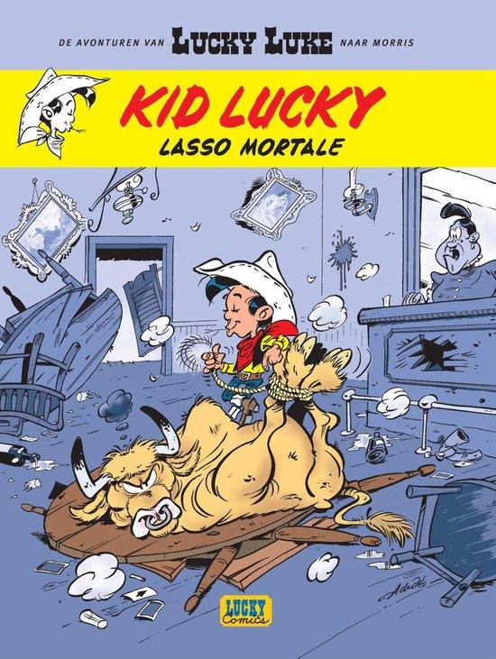 Kid lucky 02. lasso mortale - Achdé |