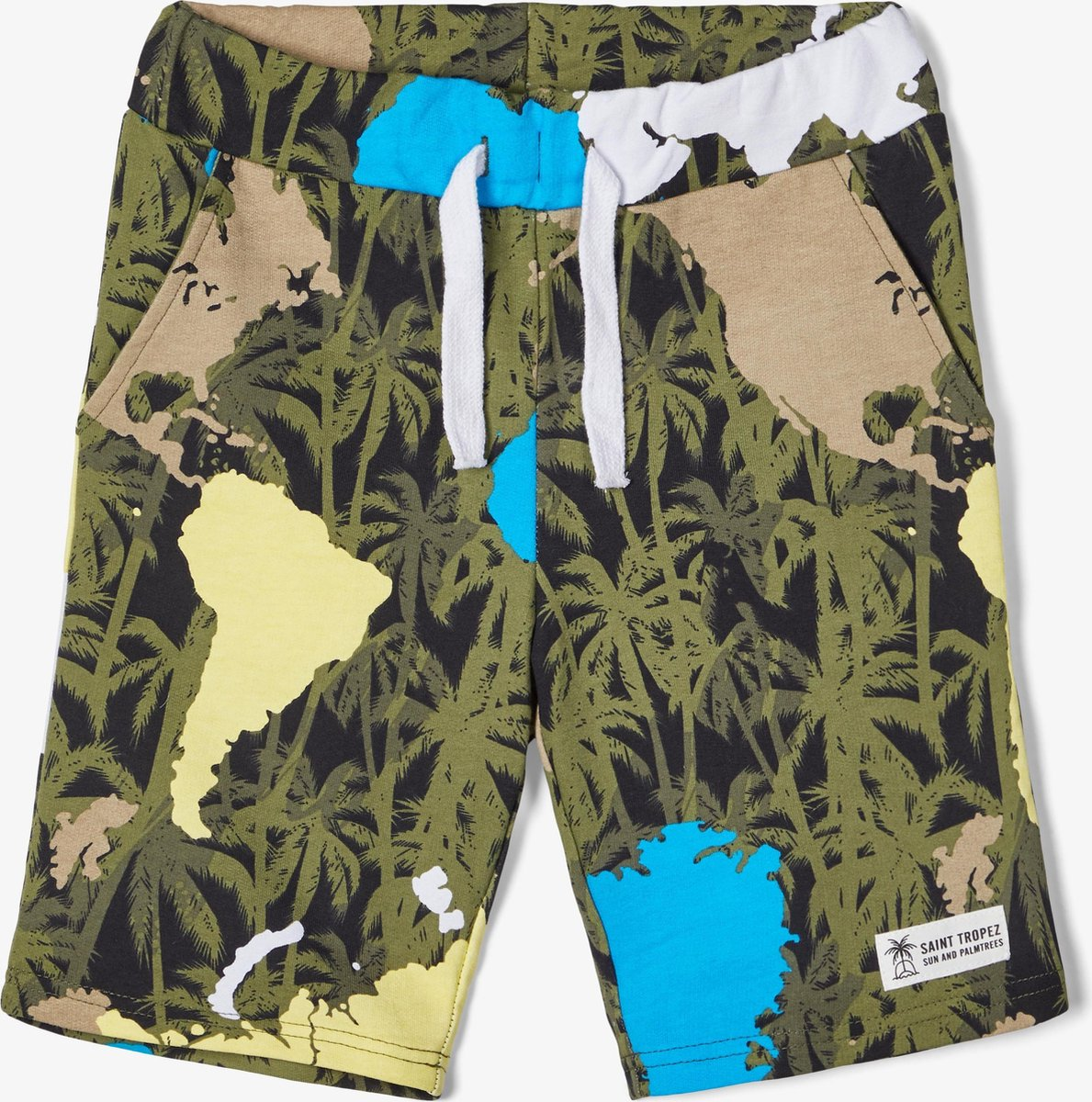 Name It Boys Nkmfindigo Sweat Shorts Unb