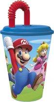 Super Mario rietjes beker