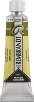 Rembrandt Water Colour Tube 10ml | Olive Green (620)