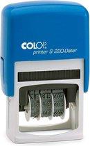 Colop Printer S220/D Rood | Datumstempel bestellen | Stempel met draaibare datum | Bestel nu!