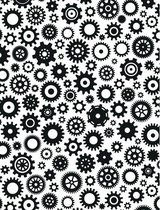 Creative Expressions • Embossing folder cogs & gears