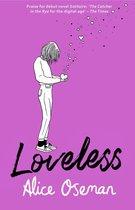 Boek cover Loveless van Alice Oseman (Paperback)