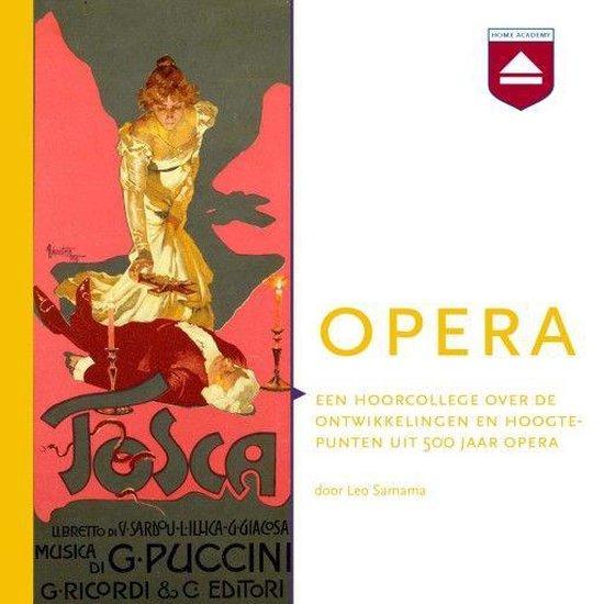Boek cover Opera van Leo Samama (Onbekend)