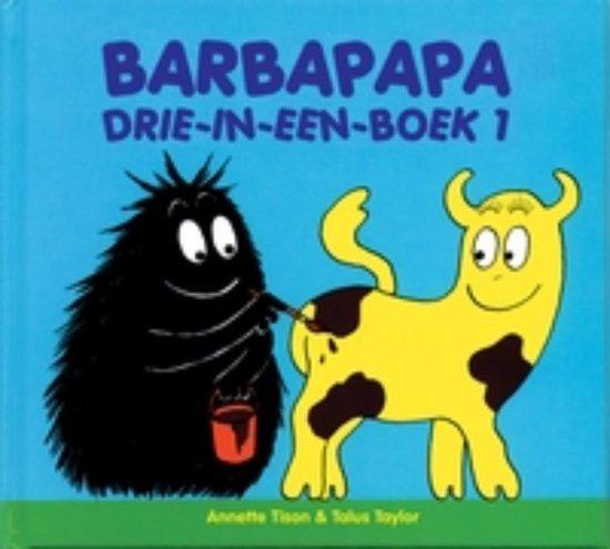 Barbapapa - Barbapapa drie-in-een-boek 1 - Annette Tison |