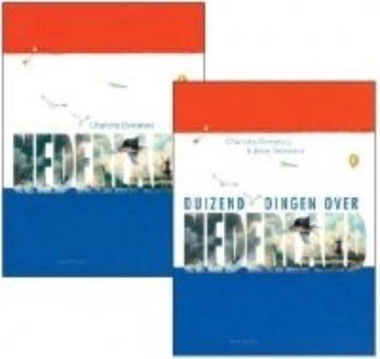 Boek cover Nederland maxi editie van Charlotte Dematons (Hardcover)