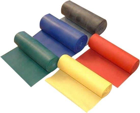 Elastische Therapieband 45,7 m soft - geel