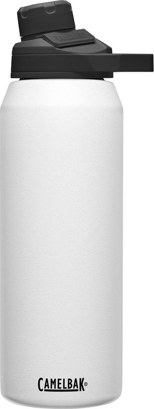 CamelBak Chute Mag Vacuum Insulated - Isolatie drinkfles - 1 L - Wit (White)