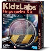 4M Kidzlabs Spy Science - Vingerafdrukken Set