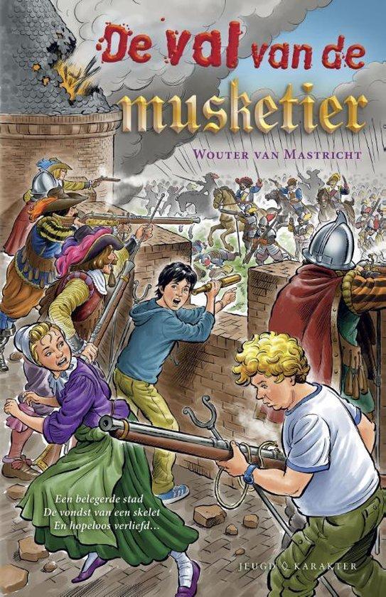 De val van de musketier - Wouter van Mastricht  
