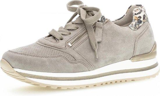Gabor Comfort sneakers grijs Maat 39