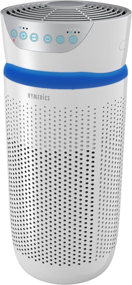 HoMedics 5 in 1 Total Clean APT30 Luchtreiniger – HEPA – UV licht – 84m2