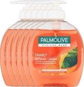 Palmolive Hygiëne Plus Anti-Bacteriële Handzeep Pomp - 6 x 300 ml - Voordeelverpakking