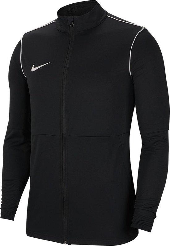 Nike Sportvest - Maat 158  - Unisex - zwart/wit