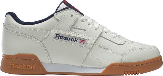 Reebok Sneakers - Maat 42 - Mannen - wit/navy/rood