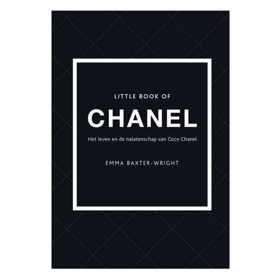 Boek cover Little book of Chanel van Emma Baxter-Wright (Hardcover)