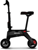 Motini Nano E-Cruiser - E-Bike - Zwart