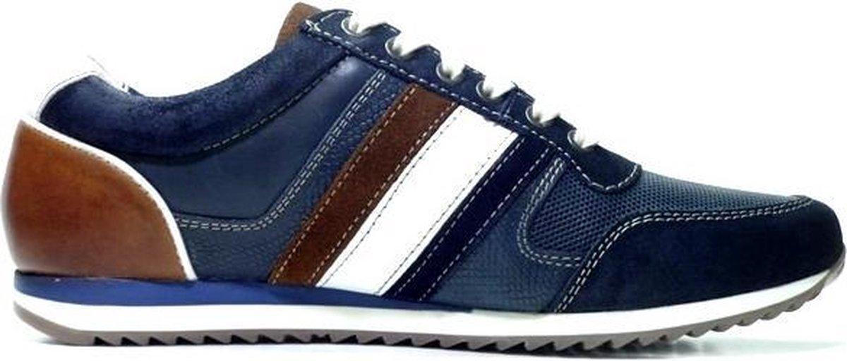 Australian Cornwall Leather Blauw SfTB1