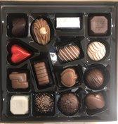 Pelicaen Belgische Chocolade Moederdag Bonbons-Pralines - 200 gram