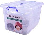 Koffie - Pads - Strong - geschikt voor SENSEO machine - VOORDEELVERPAKKING (6 x 50) 300 stuks - GRATIS opbergbox