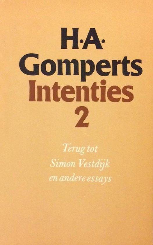 2 Intenties - Gomperts   Fthsonline.com