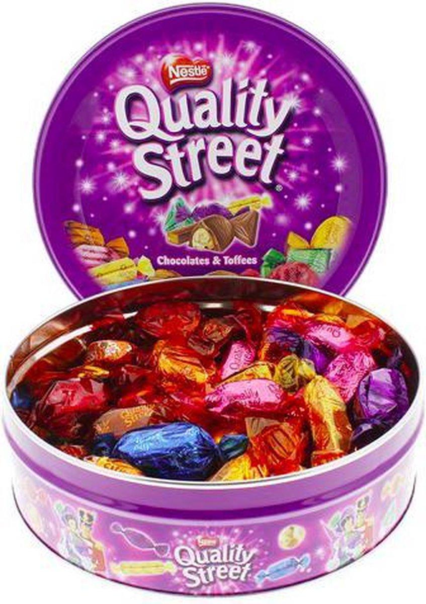topcadeaus-Nestle Quality Street chocolade 480 gram