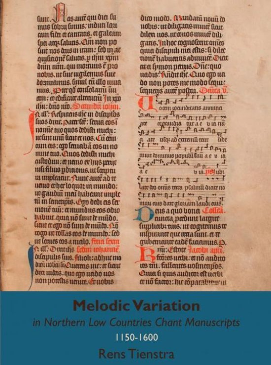 Melodic Variation in Northern Low Countries Chant Manuscripts