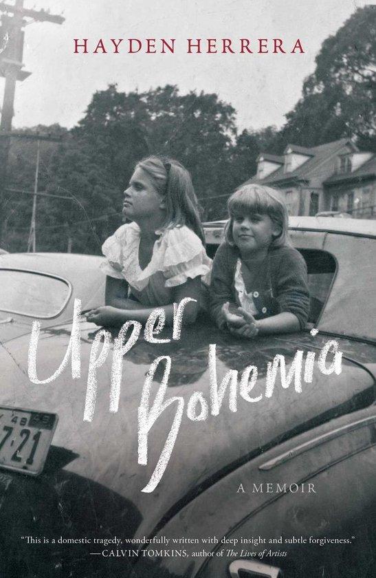 Boek cover Upper Bohemia van Hayden Herrera (Onbekend)