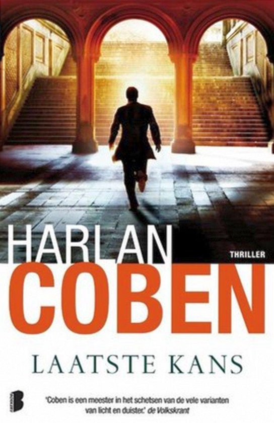 Laatste kans - Harlan Coben  