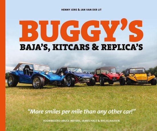 Buggy's baja's, kitcars & replica's