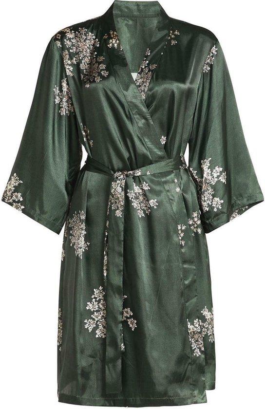 Essenza Kimono Sarai Lauren Groen-Maat: XXL