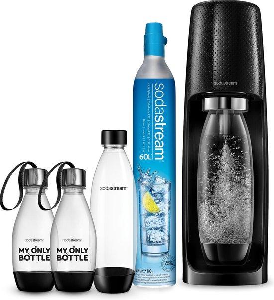 SodaStream Spirit Megapack My Only Bottles Family pack - incl. 4 flessen