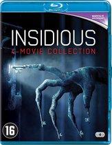 Insidious 1-4 (Blu-ray)