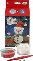 Funny Friends sneeuwpop 1set