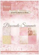 Marianne Design • Bloc brocante summer