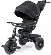 Bentley Tricycle 6 in 1 Driewieler en Buggy - Limited Edition Black